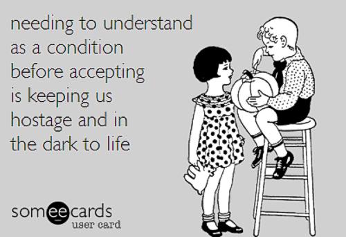 UnderstandConditionAcceptingHostageDarkLife