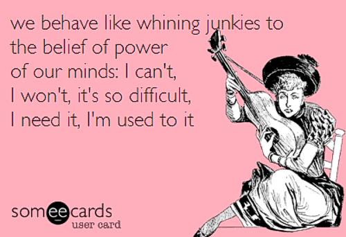 Whining JunkiesMind