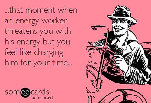 EnergyWorkerCharging