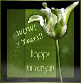 happy 7 year anniversary quotes