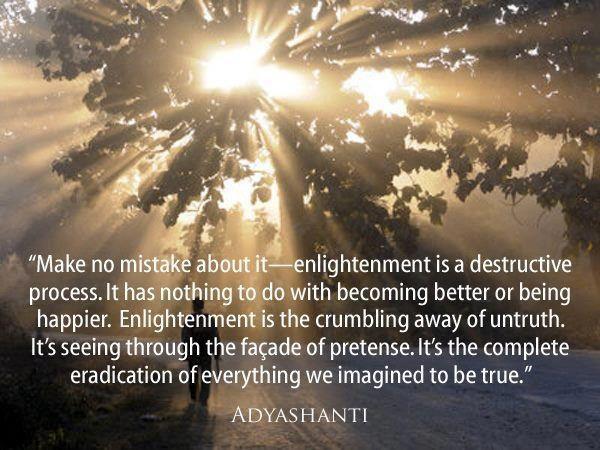 AdyashantiDestructive