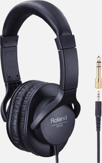 Roland RH-5 over-ear headphones